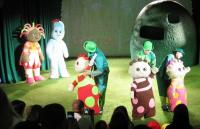 Photo of an In the Night Garden Live performance