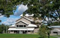Glimmerglass Festival venue in New York