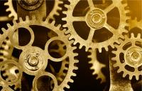 Image of interlocking cogs