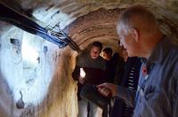 Tunnel visit