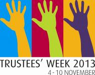 Image of Trustees' Week 2013 poster