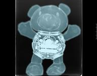 Image of x-ray teddy