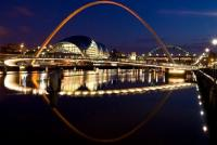 Photo of Millenium Bridge, Newcastle