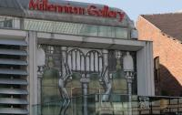 A photo of the Millennium Gallery in Sheffield
