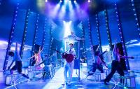 A performance of The Who's Tommy at the Wolsey Theatre in Ipswich