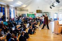 Photo of Opera Holland Park's work in primary schools