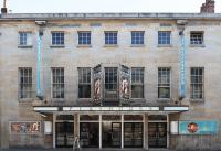 Photo of exterior of Oxford Playhouse