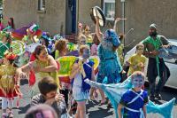 Photo of a parade