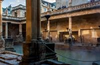 Photo of Roman baths