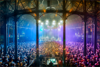 Roundhouse lights jazz