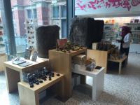 Photo of museum shop