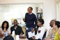 Image of a Talawa Firsts workshop
