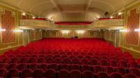 empty theatre auditorium