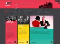 Visual Arts Glasgow home page
