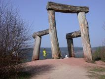Photo of sculpture trail