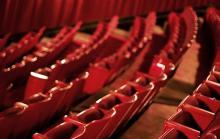 Photo of theatre seats