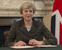 Photo of Theresa May