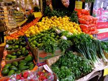 Photo of fruit and veg