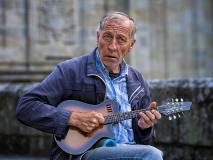 Photo of musician