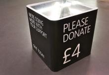 Photo of donation