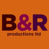 B&R Productions logo