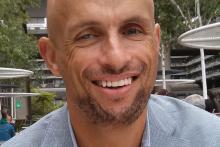 Photo of Ben McKnight
