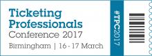 Ticketing Professionals 2017 logo