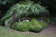 Photo of art in Cornwall