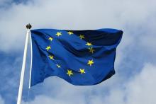 Photo of the EU flag