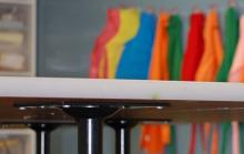 Photo of child's classroom
