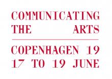 Communicating the Arts logo