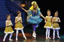 Photo of  a pantomime
