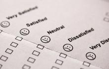Photo of a survey