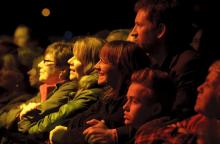 Photo of a group of people in audience