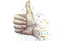 Graphic of a thumbs up