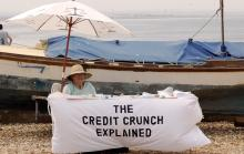 Credit crunch stall