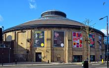 image of the Roundhouse Theatre