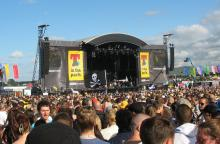 A photo from T in the Park