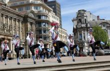 Photo of Morris Dancers