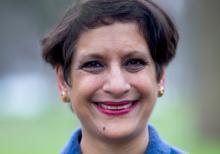 photo of Shreela Ghosh