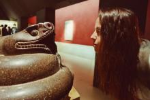 Sculpture at the British Museum