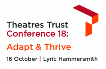 The Theatres Trust Conference 2018