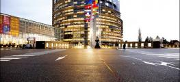 Photo of European Parliament in Strasbourg