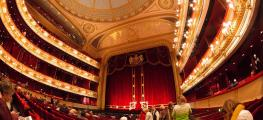 Photo of interior of Royal Opera House