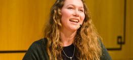 Photo of Sara Houston