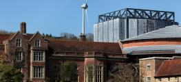 Image of wind turbine at Glyndebourne