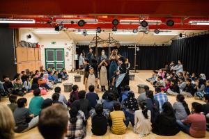 First Encounters with Shakespeare: 'The Comedy of Errors' at Nelson Mandela Primary School