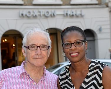 Photo of Tom Petzal and Karena Johnson