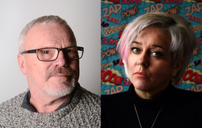 Alan Hatton-Yeo and Melanie Whitehead
