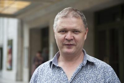 Photo of Alistair Mackie